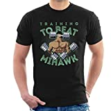 Photo de Cloud City 7 Training to Beat Mihawk Roronoa Zoro Men's T-Shirt par Cloud City 7