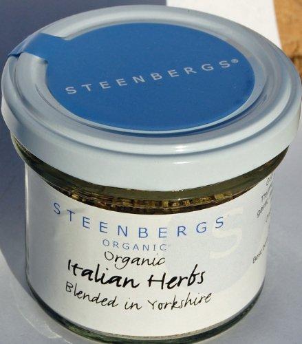 Organic Italian Herbs Mix Standard Jar - 20g