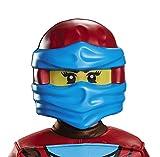 LEGO Máscara Ninjago NYA (Talla única)