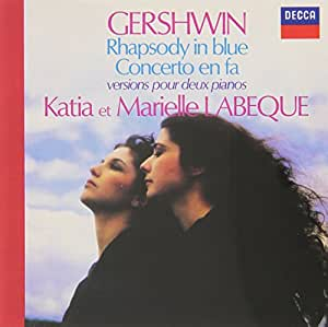 Gershwin: Rhapsody in Blue; Piano Concerto in F
