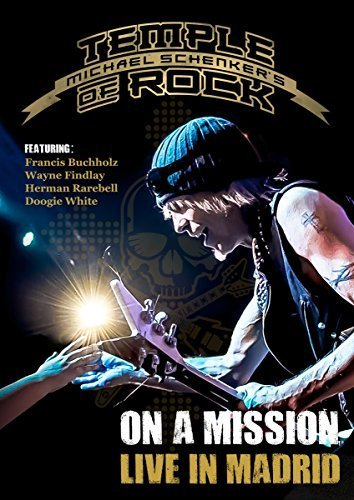 Michael Schenker's - On A Mission - Live In Madrid