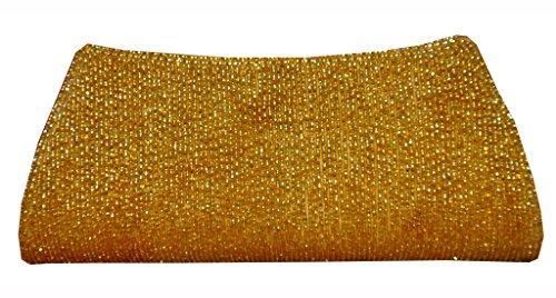 Spice Art - Borsetta senza manici donna Oro