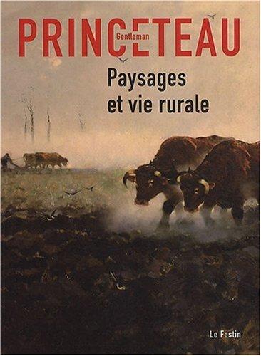 Gentleman Princeteau T.5-6 Paysages et Vie Rurale par M. Stahl