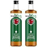 #6: Nourishvitals Apple Cider Vinegar With Mother Vinegar 500Ml 2 Bottles