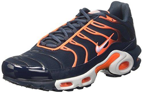 Nike, Polo Uomo a maniche corte Pique Blu (Armory Navy/Pure Platinum/Tart/Wolf Grey)