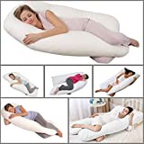 Best Ultimate formas del cuerpo - AR 's 12 ft Big U almohada cuerpo completo Review