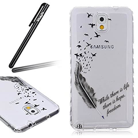 Coque Housse pour Samsung Galaxy Note 3, Galaxy Note 3