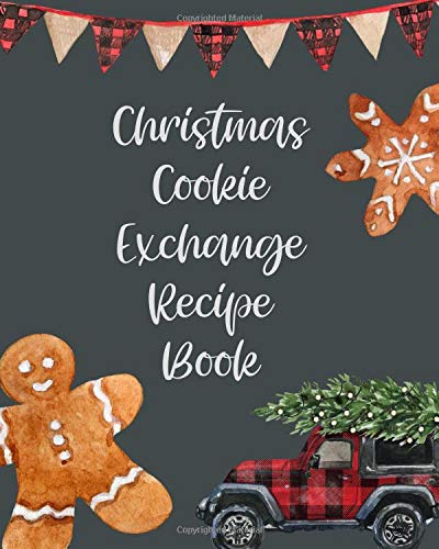 hange Recipe Book: Favorite Holiday Recipes: This is a blank, lined journal that makes a perfect Office Party Gift Exchange gift ... pages, a convenient size to write recipes in. ()