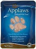 PET-611053 Applaws Cat Beutel Thunfisch & Seabream 12er (70 g)
