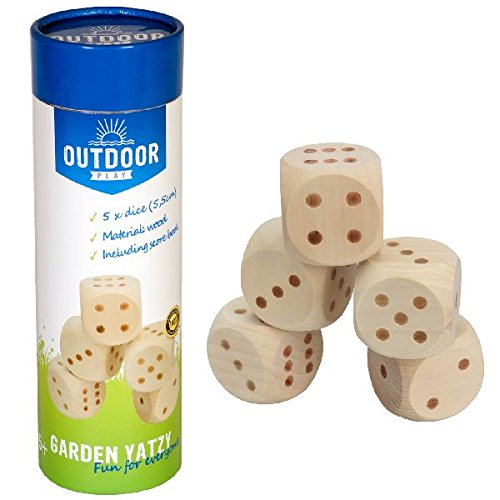 OUTDOOR 0601006 - Play Garden Würfeln