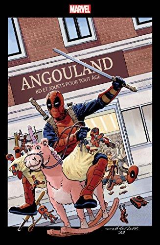 Deadpool n9 Variant Angouland