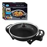 Best Electric Woks - Quest Electric Non-Stick Wok with Lid - Rapid Review