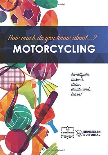 How much do you know about... Motorcycling por Wanceulen Notebook