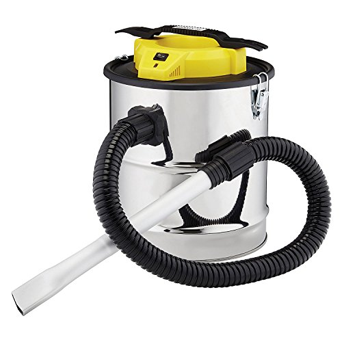 We looked at a few ash vacuums which you can see here, however most had problems with the ash constantly blocking the pipe but then we came across the Maxi Vac by Clifford James vac. What makes this model different is it's designed to be used with hot or cold ash, comes with a large 15 litre box and is powered by a powerful 800w motor which seems to solve the blocking issue associated with a-lot of other models. it also comes comes with a 2 year guarantee for full peace of mind.