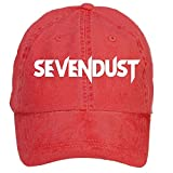 Photo de Shkdg Cotton Sevendust Band Sign Men's Adjustable Sport Baseball Caps par Cap Ce Zen