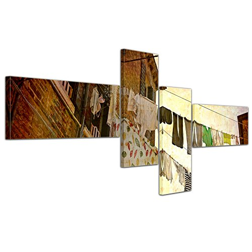 bilderdepot24-wall-art-canvas-picture-venice-grunge-4-7874-inch-x-3150-inch-4-pieces-gallery-wrapped