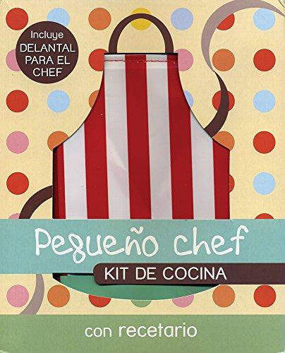 Pequeño Chef. Kit De Cocina (Creative Boxsets)
