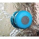 #2: BlueHill BTS-06 Mini Waterproof Bluetooth Speaker (Color May Vary)