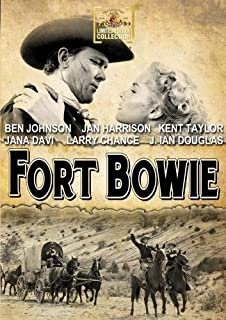 Fort Bowie by Ben Johnson