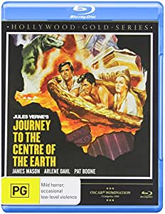 Journey to the Centre of the Earth BLU-RAY (B) HOLLYWOOD GOLD SERIES