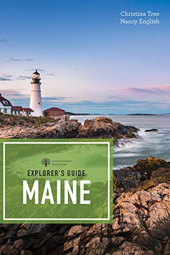 Explorer's Guide Maine (Explorer's Complete)