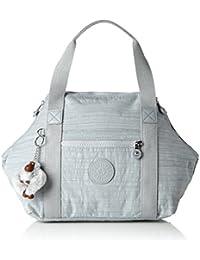 Kipling Art S, Bolsa de Asa Superior para Mujer, 44x27x18 cm (B x H x T)