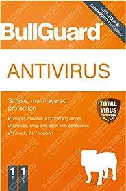 BullGuard Antivirus 2021 Edition Single user license  1 Year  