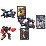 Transformers Titans Return Legends Wave 2 Set of 3 Action Figure (RUMBLE ; RAVAGE ; LASERBEAK)