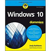 Windows 10 for Dummies, 2nd Edition (For Dummies (Computers))