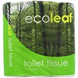 Ecoleaf From Suma Ecoleaf Toilet Tissue 9 Rolls (Pack of 5, Total 45 Rolls)
