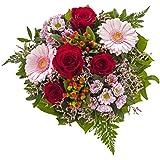 Amazon.de Pflanzenservice Blumenstrauß Herzblatt