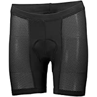Scott Trail Pro Mujer bicicleta interior Pantalón Corto Negro 2018, color negro, tamaño L (40/42)