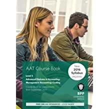 AAT Management Accounting Costing: Coursebook
