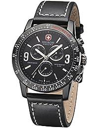 Swiss Military Hanowa Crusader Hombre Reloj Chrono 06–4267.13.007