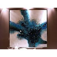 Insieme - Cuadros Decorativos - Oleo Abstracto (115x115)