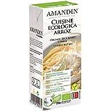Amandin Cuisine de Arroz - Paquete de 24 x 200 gr - Total: 4800 gr