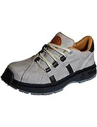 The Art Company - Zapatos de cordones de Piel para hombre Beige overland taupe One Size