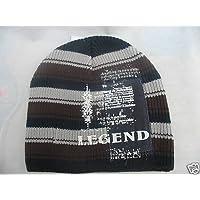 Cappello invernale uomo lavoro tempo libero cappelli berretti uomo cuffia  lana 6196 MARRONE dd45b9aaf3a0