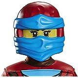 LEGO Ninjago 98899Nya Máscara (Talla única)