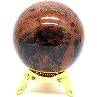 Heilung Kristalle Indien 40–50mm Natur Edelstein Kugel Ball Aura Balancing metaphysisch Ball Mahagony Obsidian preisvergleich bei billige-tabletten.eu