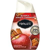 Renuzit Adjustable Gel Air Freshener - Blissful Apple & Cinnamon 7Oz 019800036744