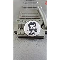 Badge Johnny Hallyday