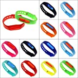 ShopyBucket Best Quality Insect Repellent Mosquito Repellent Wristbands Instead Bug Spray For Camping -pack Of 2(Assorted Colour Will Be Shipped)