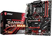 MSI Performance Gaming AMD Ryzen 2ND and 3rd Gen AM4 M.2 USB 3 DDR4 DVI HDMI Crossfire ATX Motherboard (B450 G