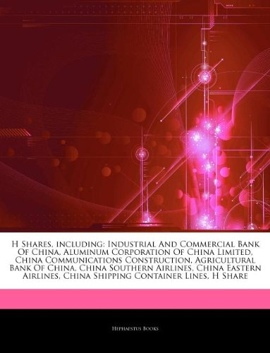 articles-on-h-shares-including-industrial-and-commercial-bank-of-china-aluminum-corporation-of-china