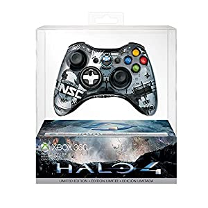 Wireless Controller Halo 4 Limited Edition