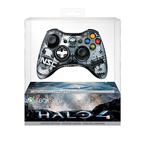 Wireless Controller Halo 4 Limited Edition (Messenger Limited Edition)