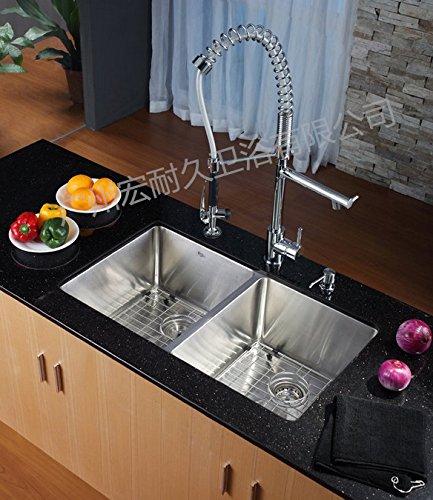 BBSLT Multifunzione da cucina rubinetto alta pressione filo primavera telescopico cucina rubinetti