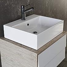suchergebnis auf f r waschbecken eckig 60 cm. Black Bedroom Furniture Sets. Home Design Ideas