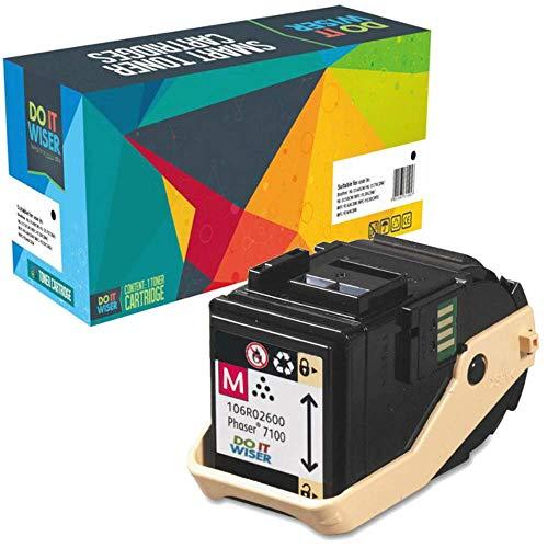 Do it Wiser Toner Kompatibel für Xerox Phaser 7100 7100N 7100DN   106R02600 (Magenta) -